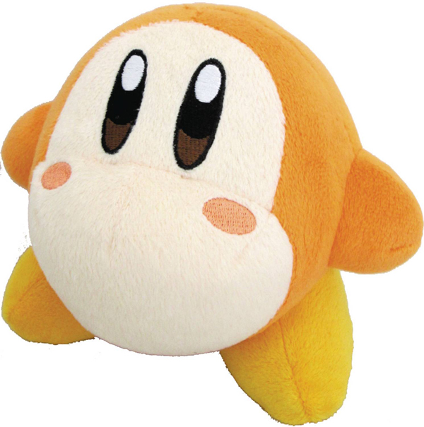 Kirby Waddle Dee 6 Inch Plush