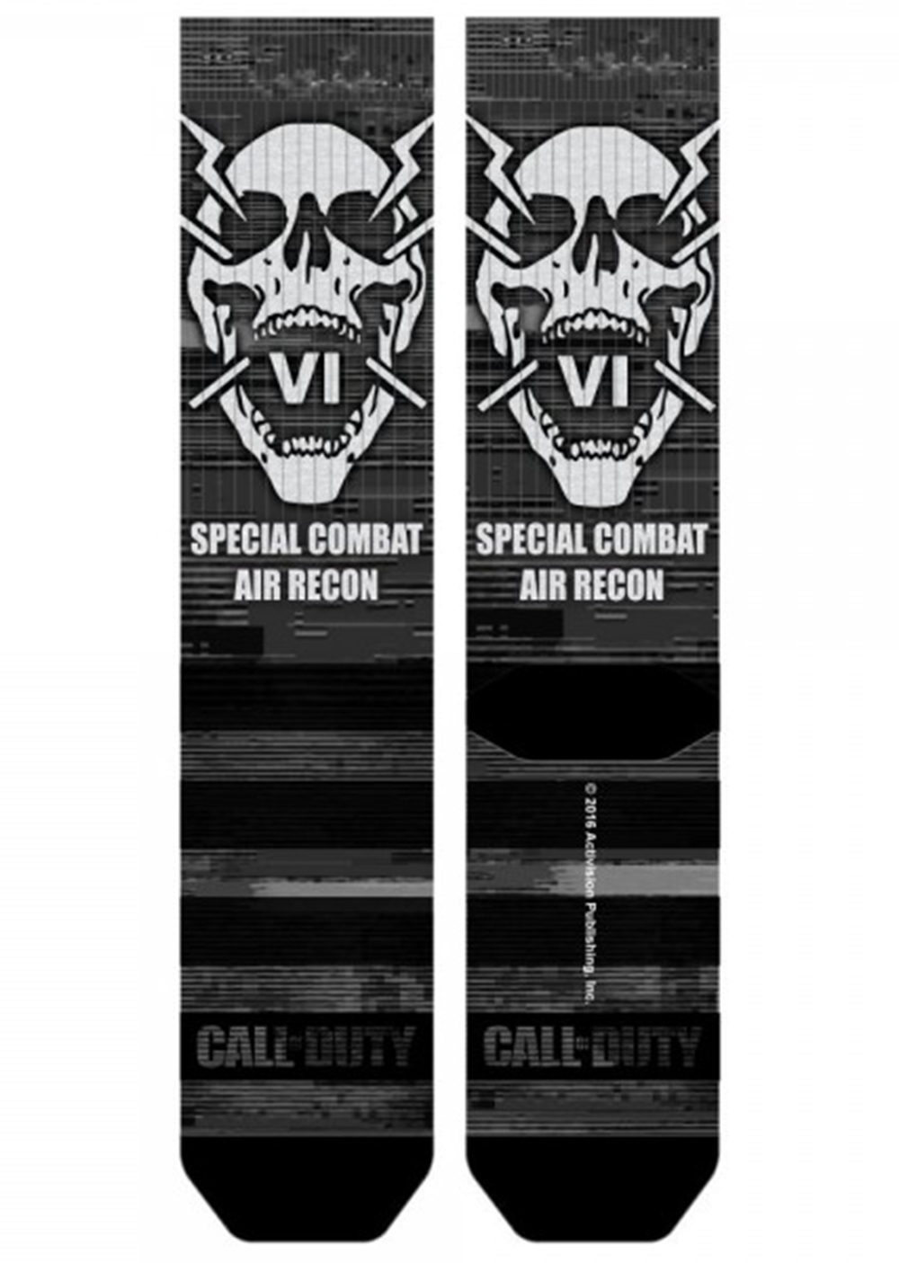 Call of Duty Infinite Warfare S.C.A.R. Sublimated Crew Socks