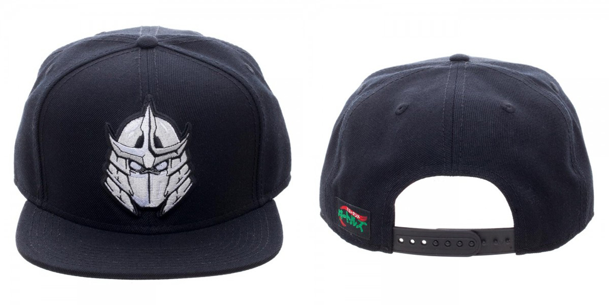 Teenage Mutant Ninja Turtles Shredder Snapback