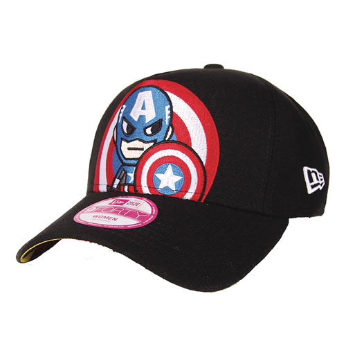 Marvel X Tokidoki Captain America Trucker