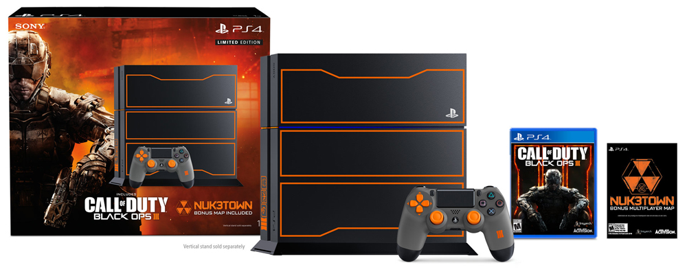 PS4 Black Ops 3 LE System