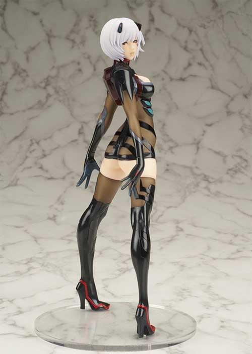 Evangelion Rei Ayanami New Theatrical Version Figure