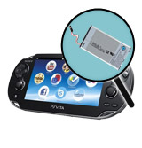 PlayStation Vita Repairs: Battery Replacement Service