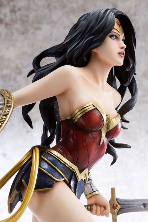 DC Comics Collection Wonder Woman 1/6 Scale PVC Figure