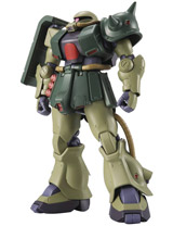 Mobile Suit Gundam MS-06FZ Zaku II Robot Spirits Anime Version