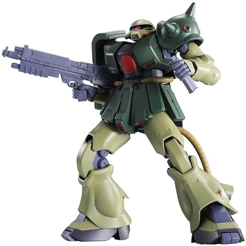 MSG MS-06FZ Zaku II Robot Spirits Anime Version