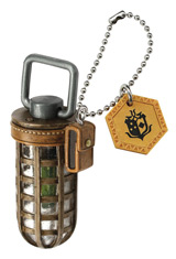 Monster Hunter: Scoutfly Cage Keychain