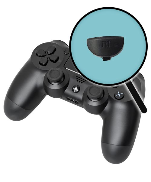 PlayStation 4 Repairs: Controller Right Shoulder Button Replacement Service