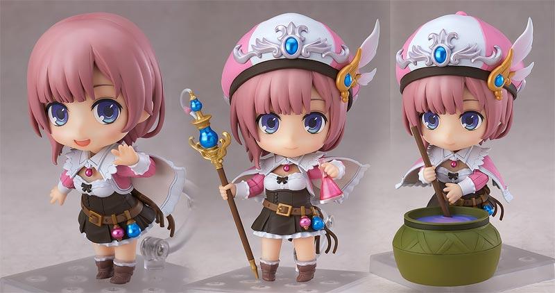Atelier Rorona Nendoroid additional poses