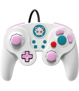 Nintendo Switch Wired Fight Pad Pro Controller: Jigglypuff