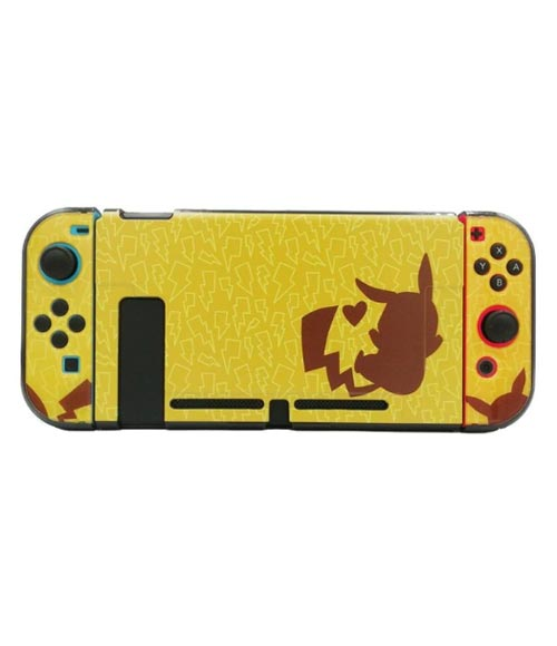Nintendo Switch Pikachu Protective Cover Shell