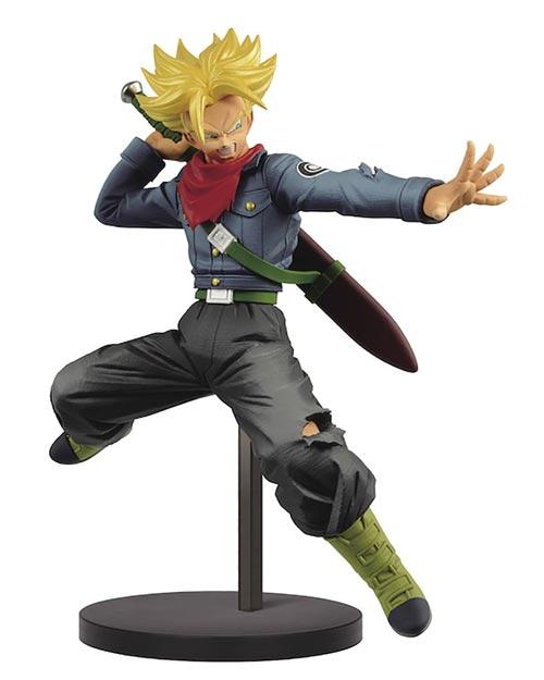 Dragon Ball Super: Chosenshi Retsuden II Super Saiyan Trunks Figure