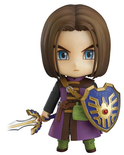 Dragon Quest XI Echoes of an Elusive Age: The Luminary Nendoroid