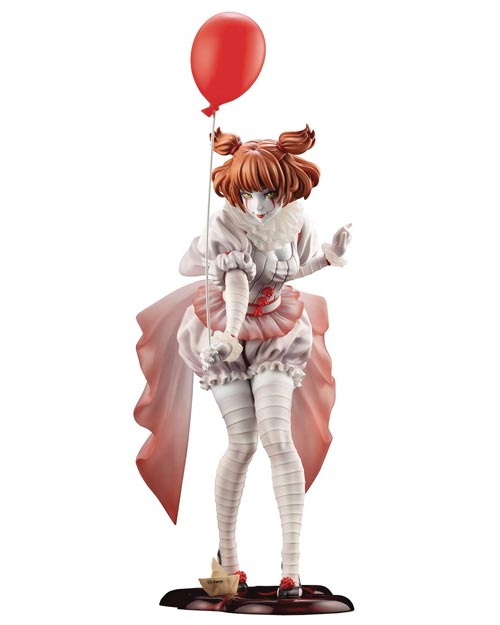 IT (2017): Pennywise Bishoujo Statue