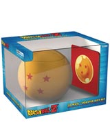 Dragon Ball Z: 3D Dragon Ball Mug & Coaster Gift Set