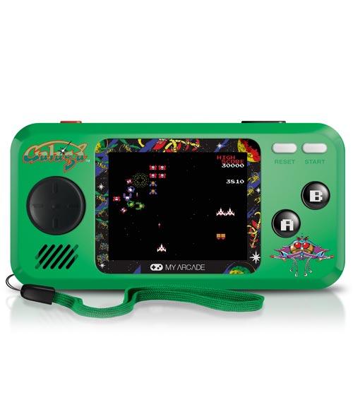 My Arcade Galaga Pocket Player
