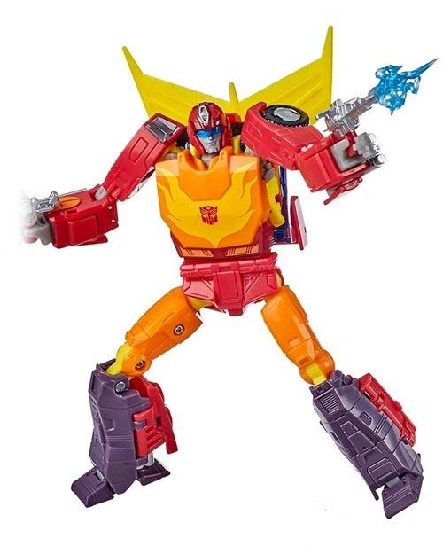 Transformers Studio Series 1986 Movie Hot Rod Action Figure