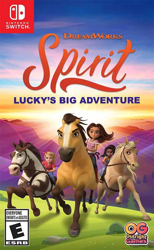 DreamWorks Spirit: Lucky's Big Adventure