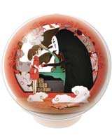 Ghibli Spirited Away A Gift From No Face Paper Theater Ball