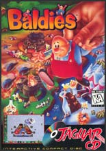 Baldies Jaguar CD