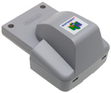 N64 Rumble Pack by Nintendo