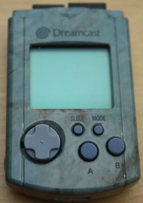 Dreamcast VMU Marble by Sega