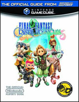 Final Fantasy Crystal Chronicles Nintendo Power Offical Strategy Guide