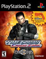 Time Crisis: Crisis Zone with GunCon 2