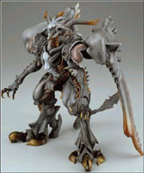 Final Fantasy VII Advent Children: Bahamut-Sin Figure