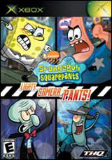 SpongeBob SquarePants: Lights Camera Pants!