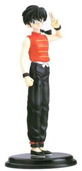 Ranma 1/2 Boy Type Ranma 1/8 Polystone Statue