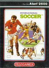 International Soccer by Telegames