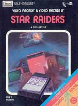 Star Raiders w/ Touch Pad by Sears