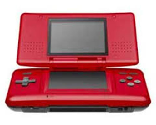 Nintendo DS Replacement Case (Red)