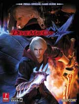 Devil May Cry 4 Official Strategy Guide