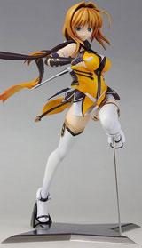 Beat Blades Haruka: Takamori Haruka 1/8th Scale Statue