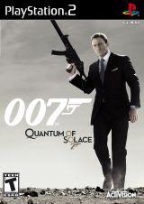 Bond 007: Quantum Of Solace