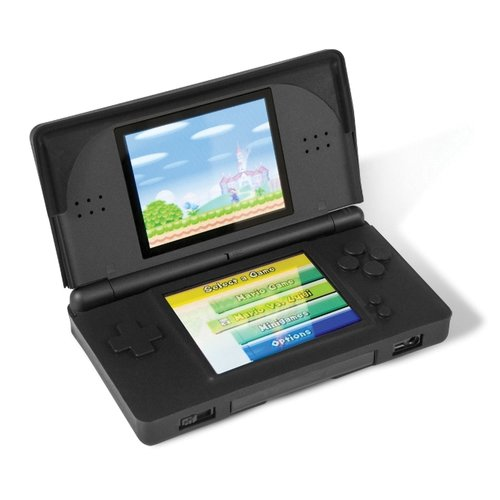 Nintendo DS Lite Silicone Sleeve Black