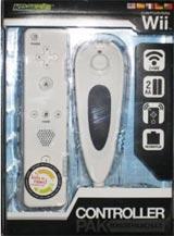 Wii Remote & Nunchuk Combo (White)