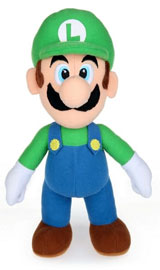 Super Mario Bros. 6-Inch Luigi Plush