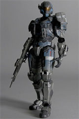 Halo: Reach Play Arts Kai Carter-A259 Action Figure