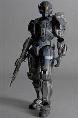 4117ccb68abb08 Buy Merchandise Halo: Reach Play Arts Kai Carter-A259 Action Figure ...