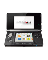 Nintendo 3DS System Cosmo Black