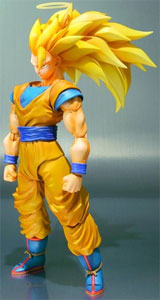 Dragon Ball Z Super Saiyan 3 Son Goku S.H.Figuarts Figure