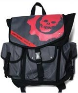 Gears of War Crimson Skull Backpack