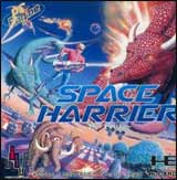 Space Harrier PCE