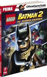 LEGO Batman 2: DC Super Heroes Official Guide
