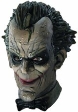 Batman: Arkham City The Joker Deluxe Vinyl Mask