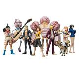 One Piece Film Z Chozokei Tamashii Figures