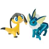 Pokemon X & Y Helioptile Vs. Vapereon